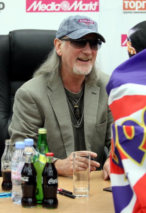 Deep Purple в Media Markt!