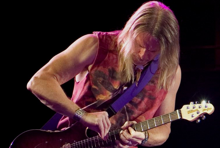 О проекте Steve Morse Flying Colors!!