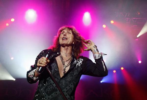 Whitesnake Live In St.Peterburg! Часть 1.