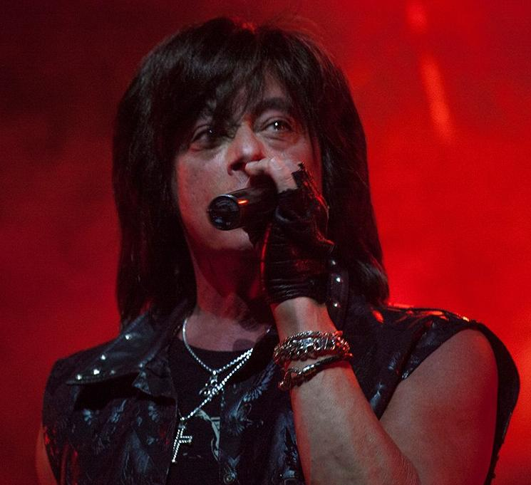 Joe Lynn TURNER & T.O.P. GUN