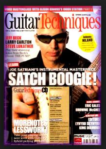 joe satriani Satch Boogie