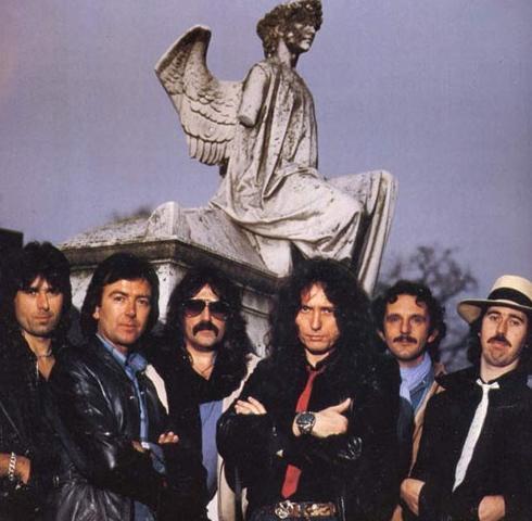 Начало Whitesnake1980