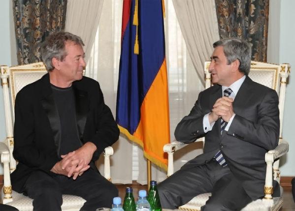 Live In Armenia