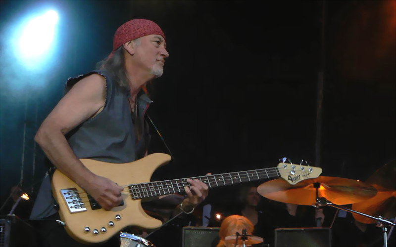Roger Glover о альбоме