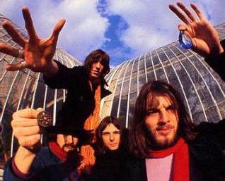 Pink Floyd и Пурпурные