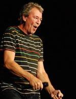 Ian Gillan. Сoncert photos.