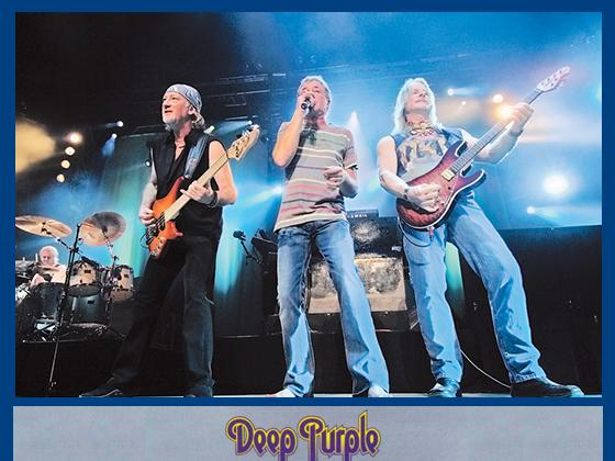 Deep Purple тур 2014