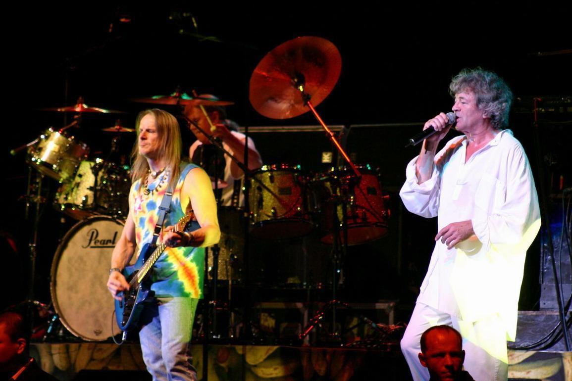 Deep Purple в образе!