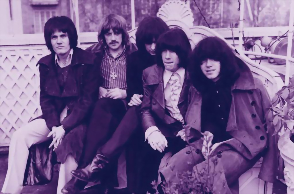 Deep Purple, Santa Monica, 1968