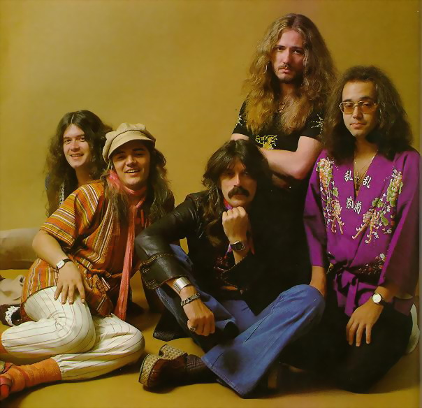 Deep Purple PHOTOS