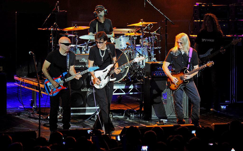 G-3 в Москве или Трое великолепных! Фото LifeMusic.ru
